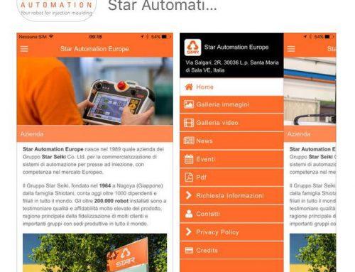 Nueva App para iOS y Android de nuestra representada STAR-EUROPE