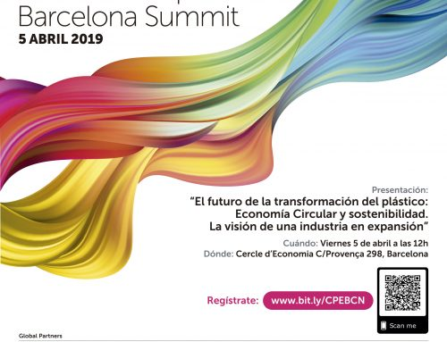 MTP asistirá como Global Partner a #ChemPlastExpo Barcelona Summit