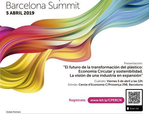 MTP asistirá como Global Partner a #ChemPlastExpo Barcelona Summit